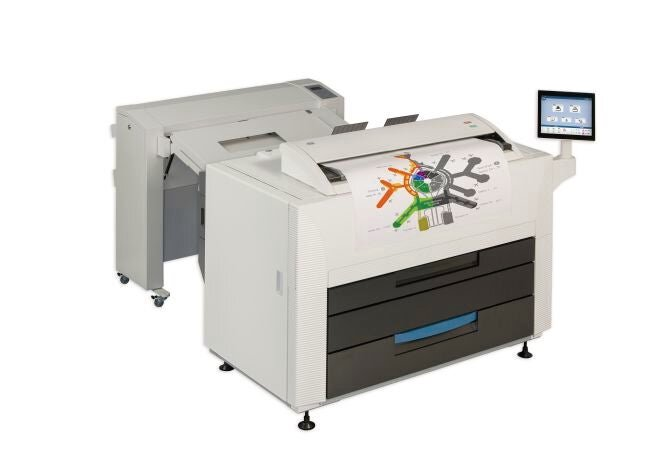 KIP 860 professional printer
