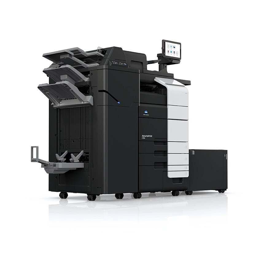 Konica Minolta extinde portofoliul de echipamente de producție AccurioPrint C750i_7