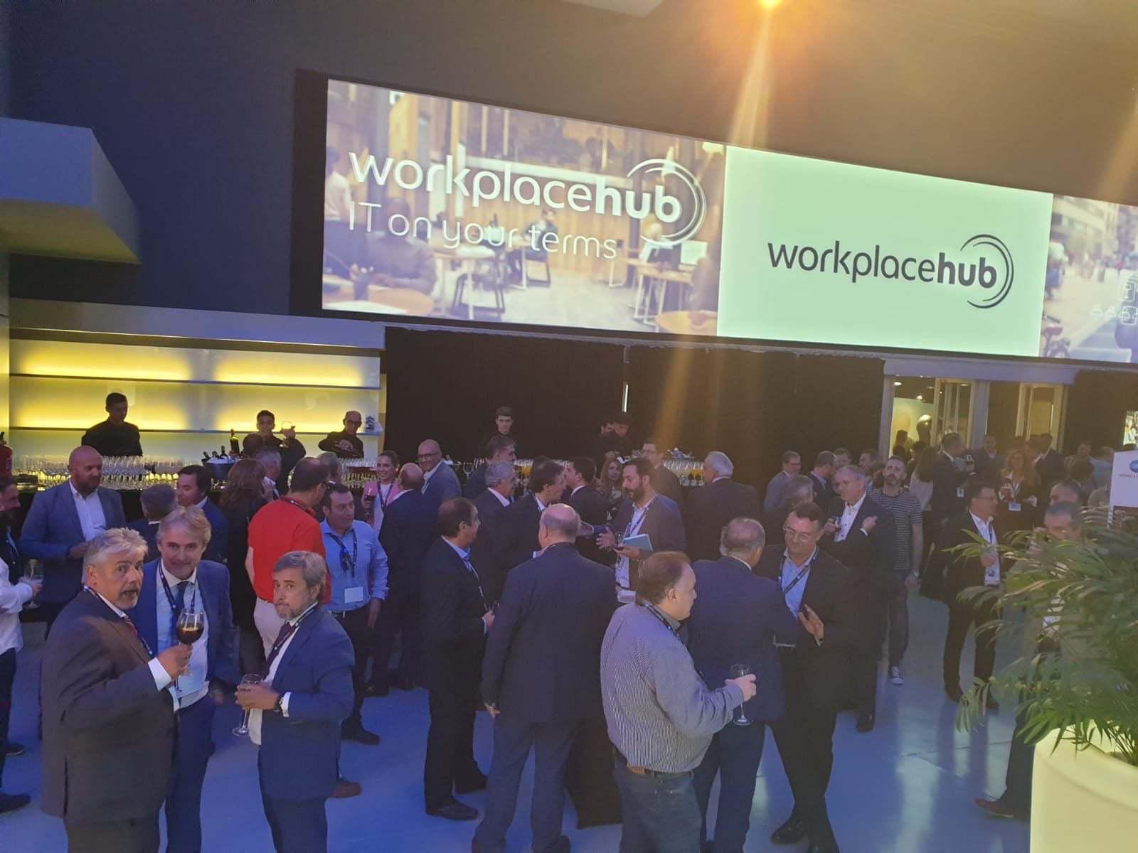 Konica Minolta presenta oficialmente Workplace Hub, el futuro del lugar de trabajo