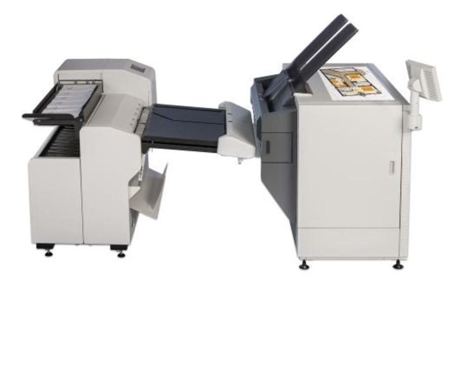 KIP 870 professionell skrivare