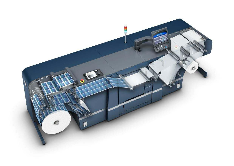 Konica Minolta AccurioLabel 190 professional printer