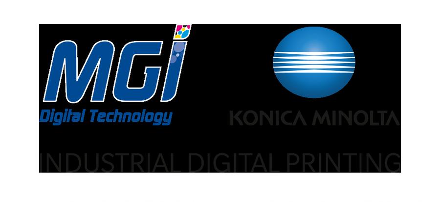 MGI logo med KM