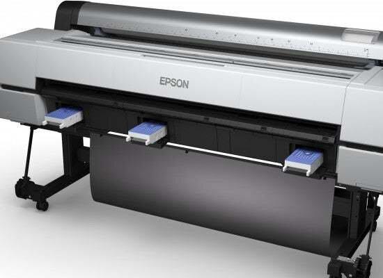 Epson SureColor SC-P20000 close up