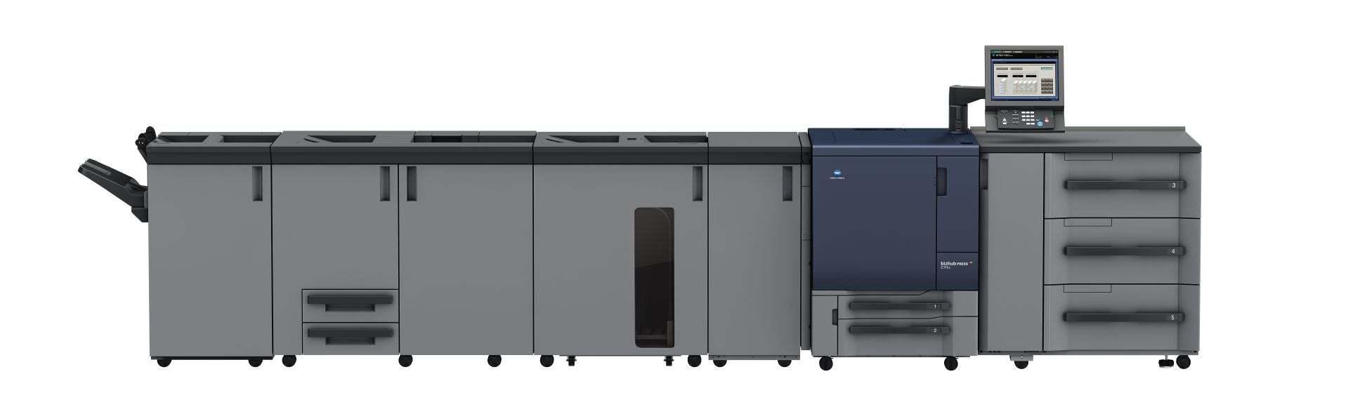 Konica Minolta bizhub pro c71hc professional printer