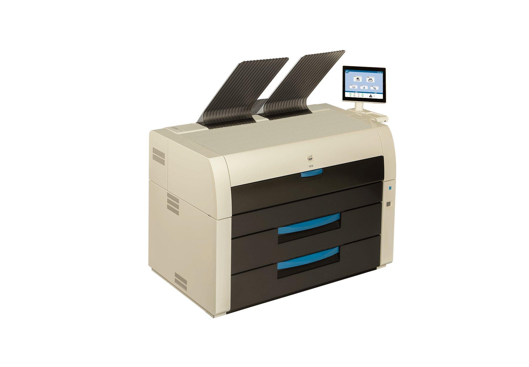 KIP 7970 professional printer