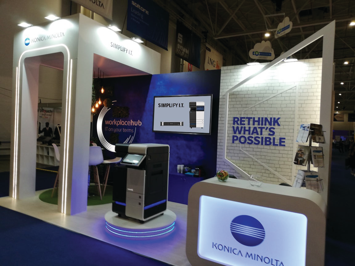 Photo Konica Minolta - GoTech World 2019