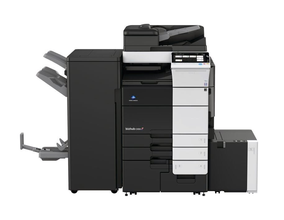 Konica Minolta bizhub c659 office printer