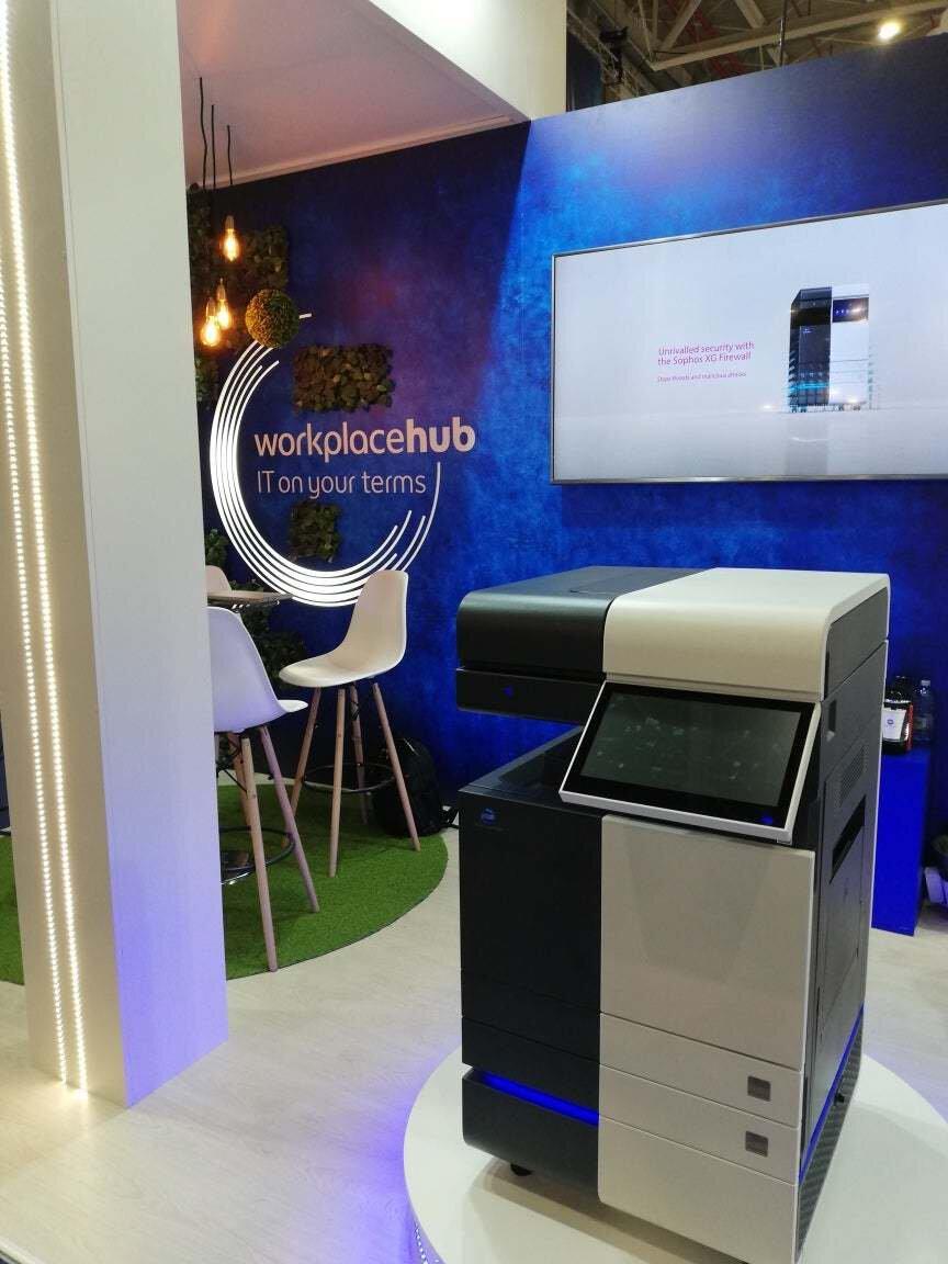 Photo Konica Minolta - GoTech World 2019 5
