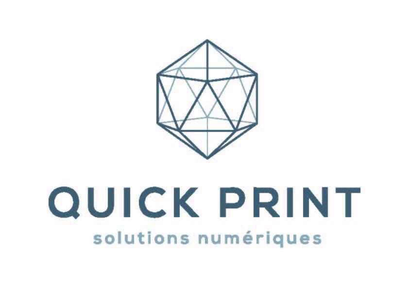 Quick PRINT logo