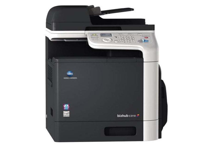 Konica Minolta bizhub C3110 office printer