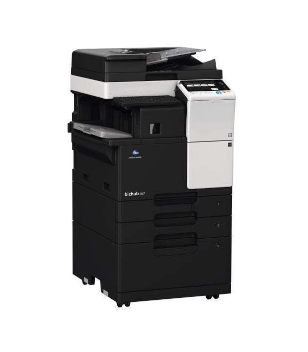 Konica Minolta bizhub 367 office printer