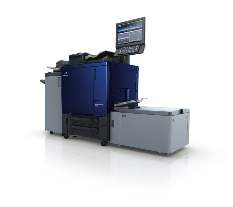 Imprimante professionnelle KonicaMinolta AccurioPrintc3080