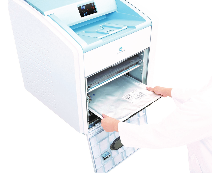 DryPro Sigma 2 Loading Film