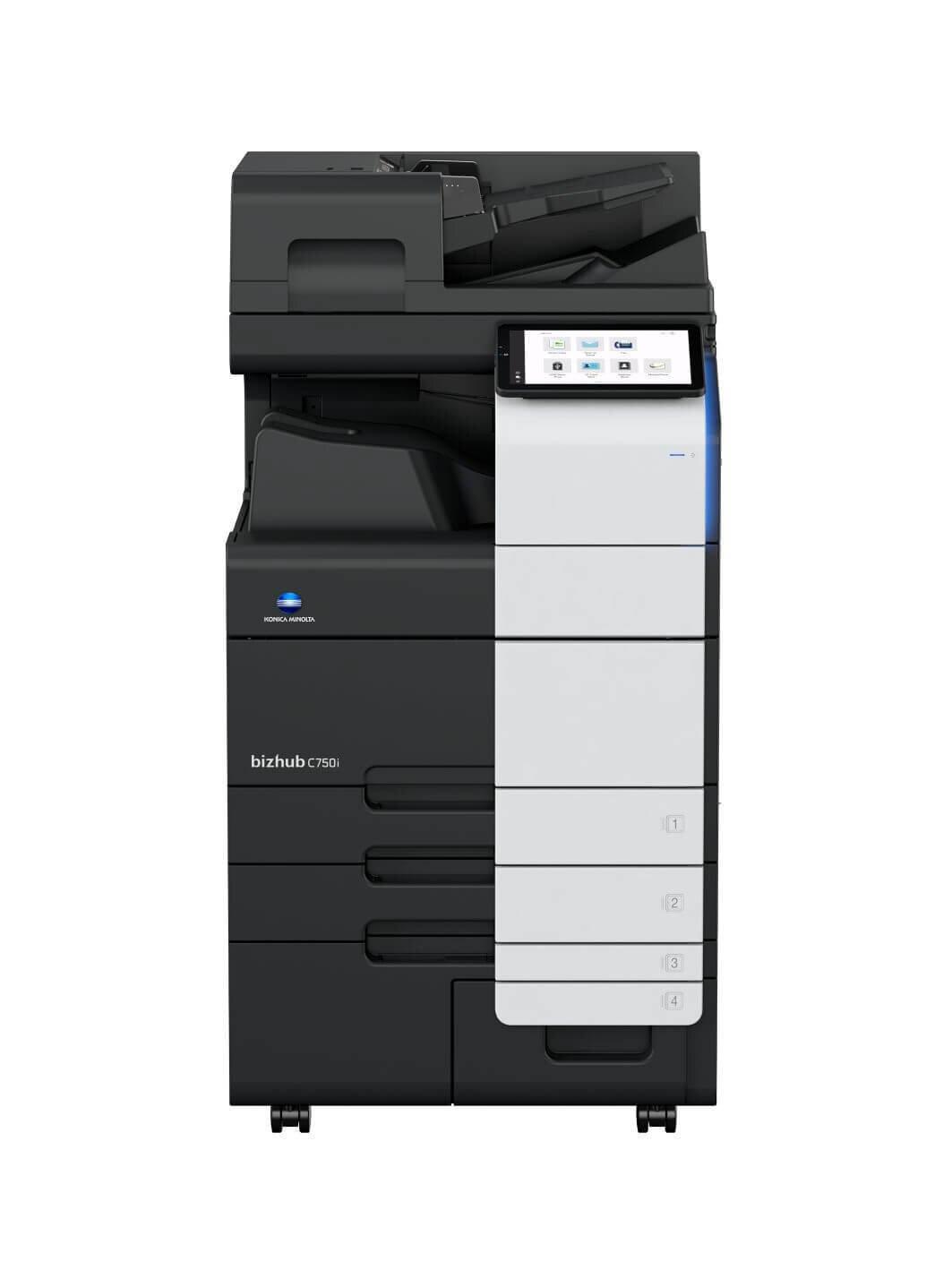 bizhub C750i