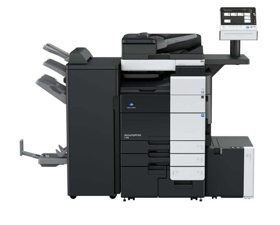 Imprimante professionnelle Konica Minolta AccurioPrint c759flux