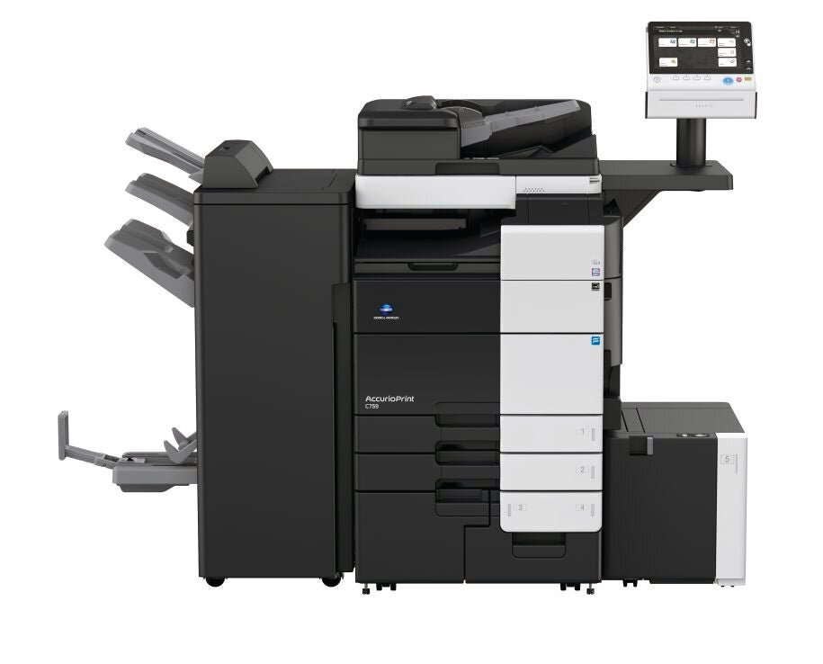 Imprimante professionnelle Konica Minolta AccurioPrint c759flux