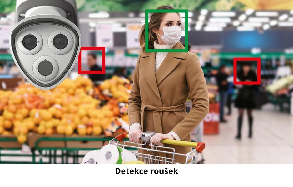 Detekce roušek