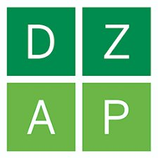 DZAP // OFFICE INTERIORS logo