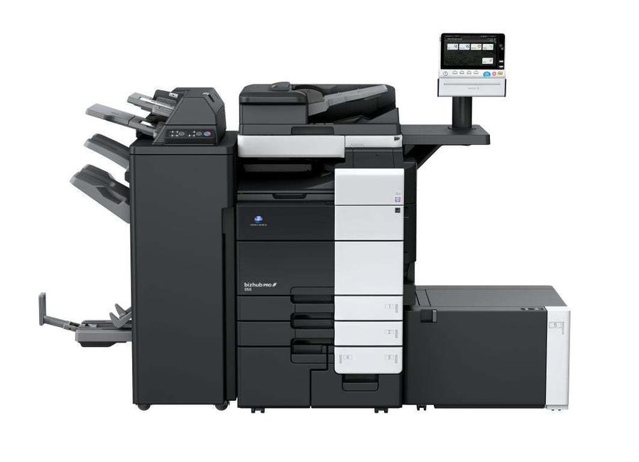Konica Minolta bizhub pro 958 professional printer