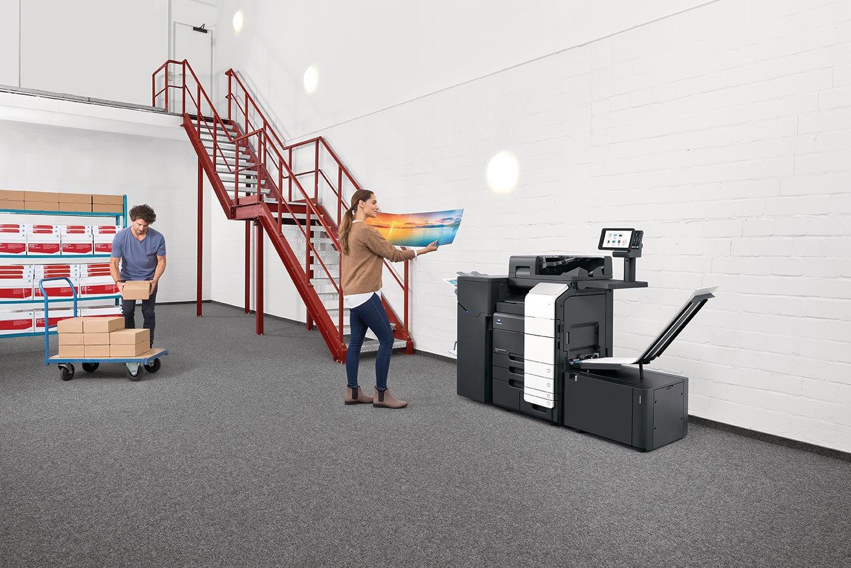 Konica Minolta extinde portofoliul de echipamente de producție AccurioPrint C750i_2
