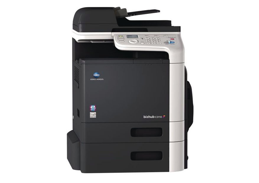 Konica Minolta bizhub C3110 office printer