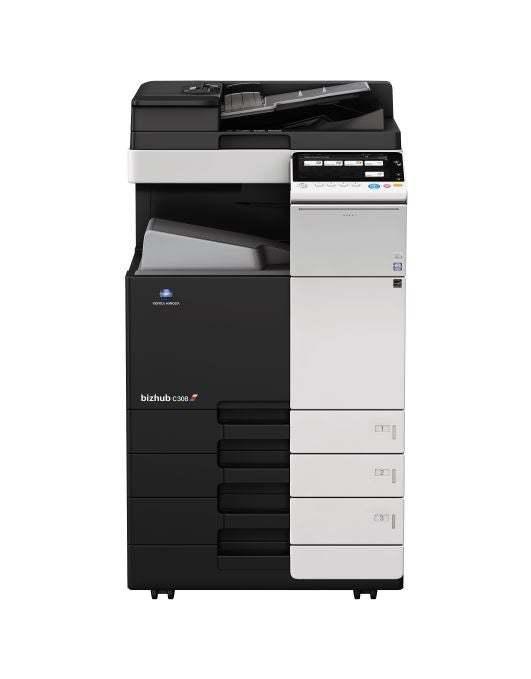 Pisarniški tiskalnik Konica Minolta bizhub c308