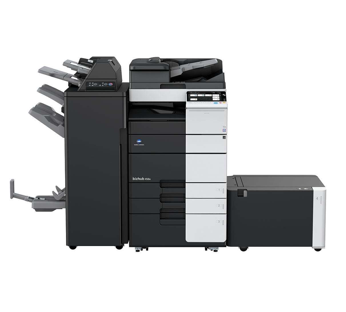 Konica Minolta bizhub 458e office printer