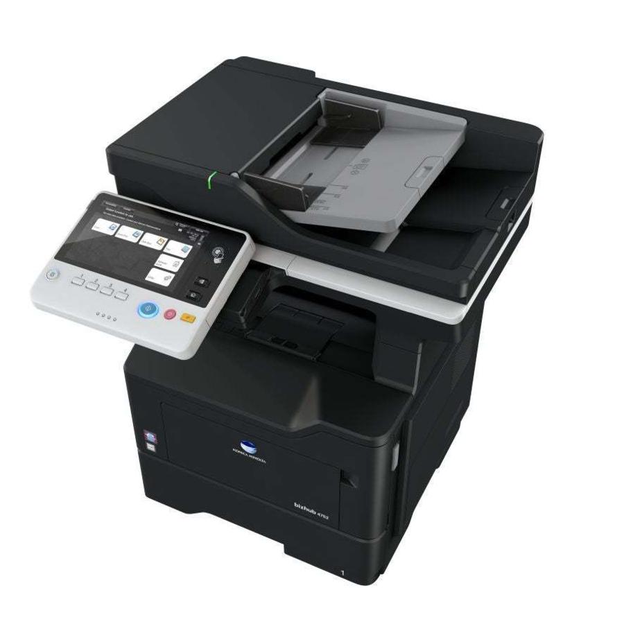 Офісний принтер Konica Minolta bizhub 4752