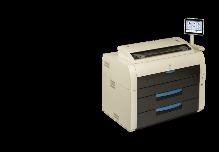 Profesionální tiskárna KIP7980