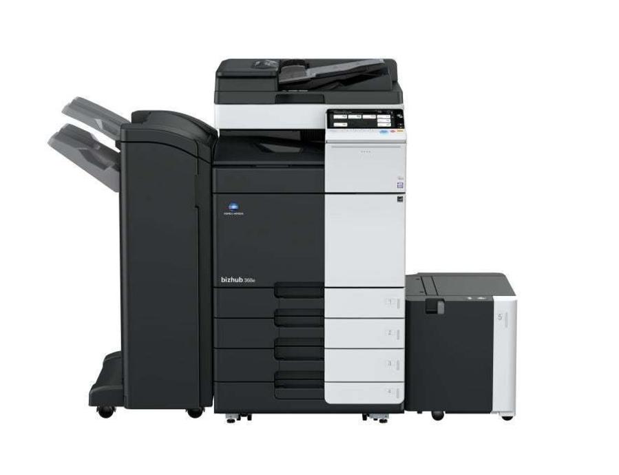 Konica Minolta bizhub 368e office printer