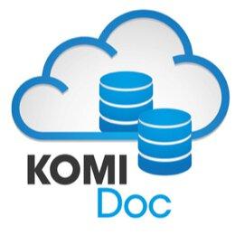 KOMI Doc logo