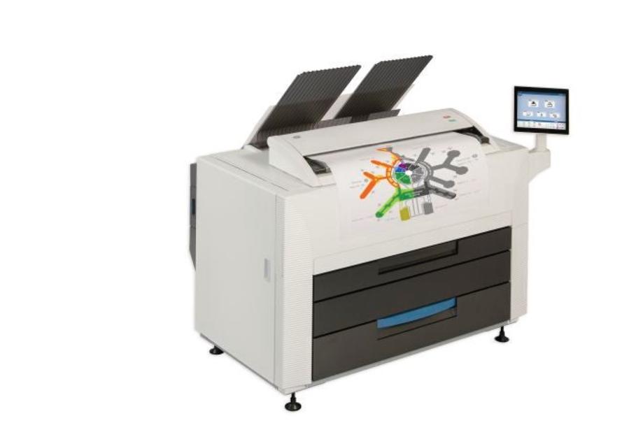 Profesionalni tiskalnik KIP 860