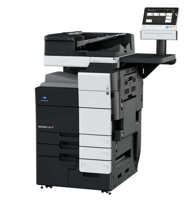 Stampante per ufficio Konica Minolta bizhub c759