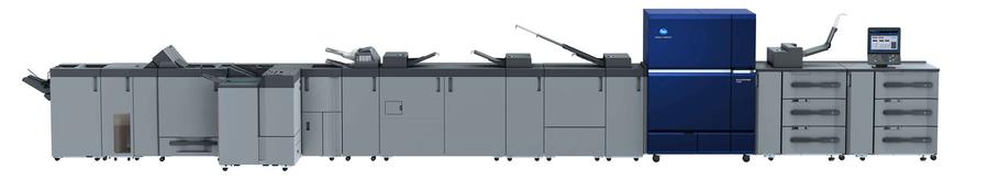 Konica Minolta AccurioPress C12000