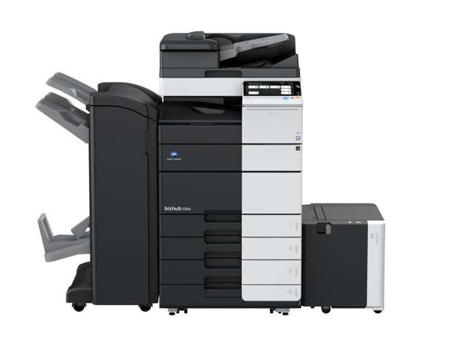 Konica Minolta bizhub 558e office printer