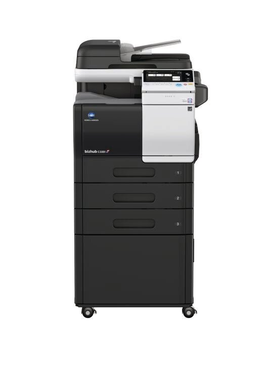Konica Minolta bizhub c3351 multifunktionsprinter