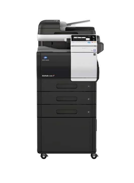 Konica Minolta bizhub c3351 office printer