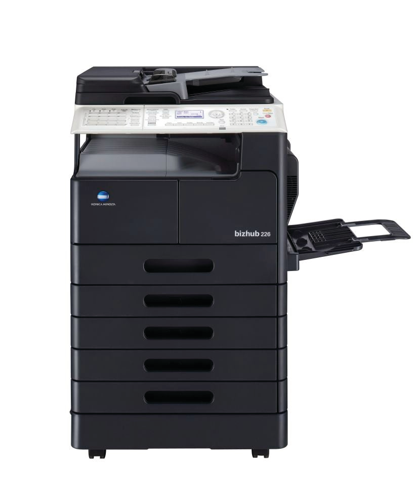 Konica Minolta bizhub 226 office printer