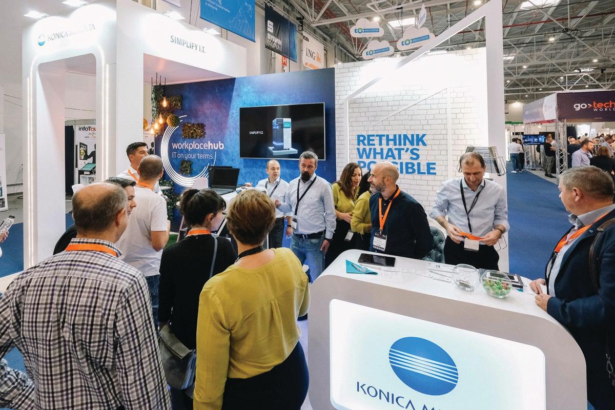 Photo Konica Minolta - GoTech World 2019 4