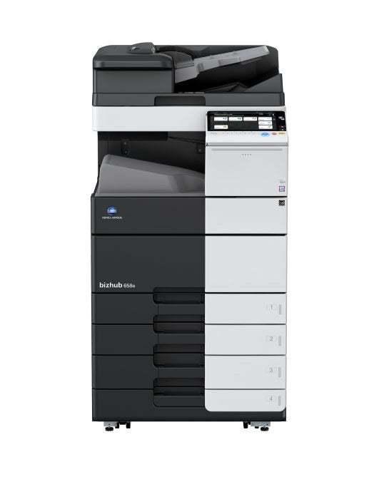 Офісний принтер Konica Minolta bizhub 658e