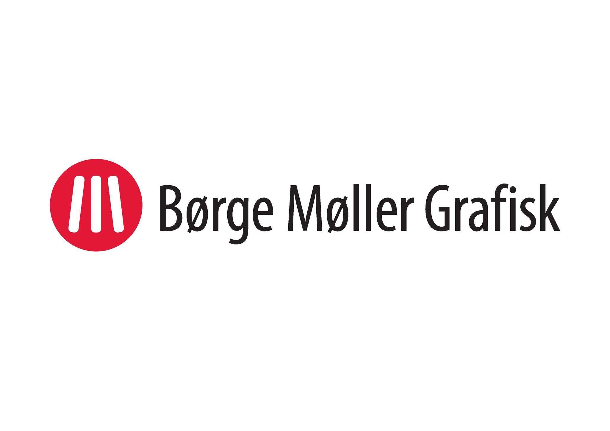 Børge Møller Grafisk logo